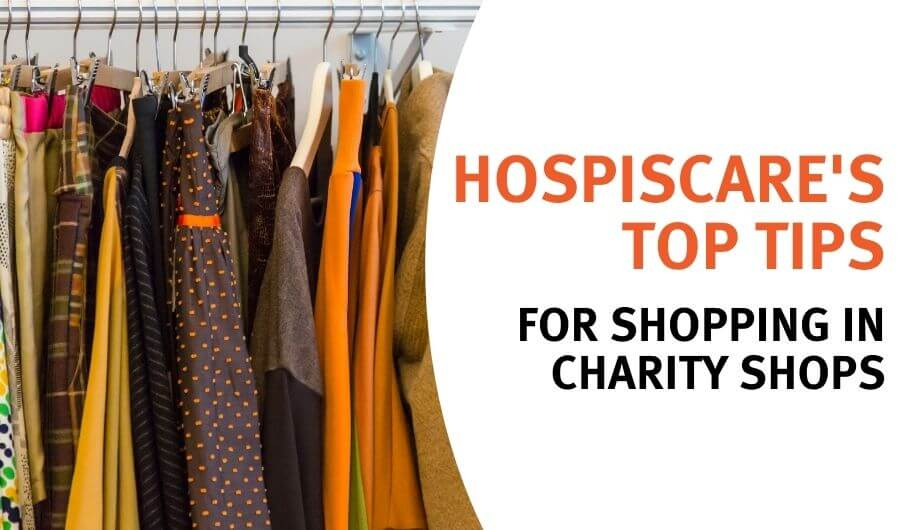 Top tips for shopping in charity shops