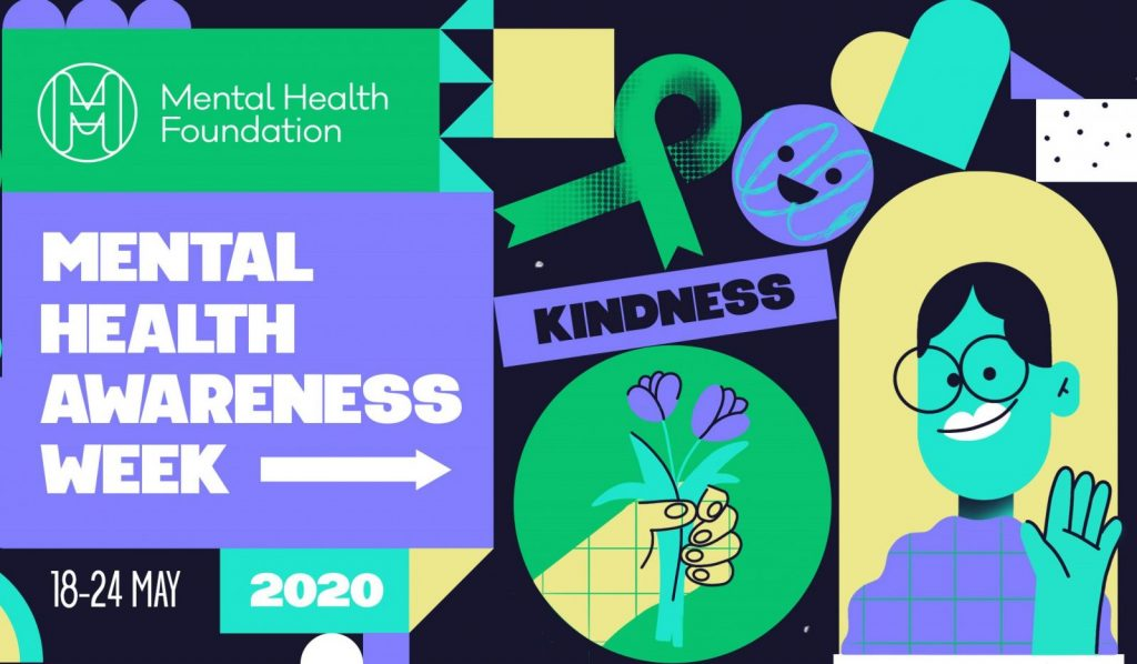 Mental Health Awareness Week banner