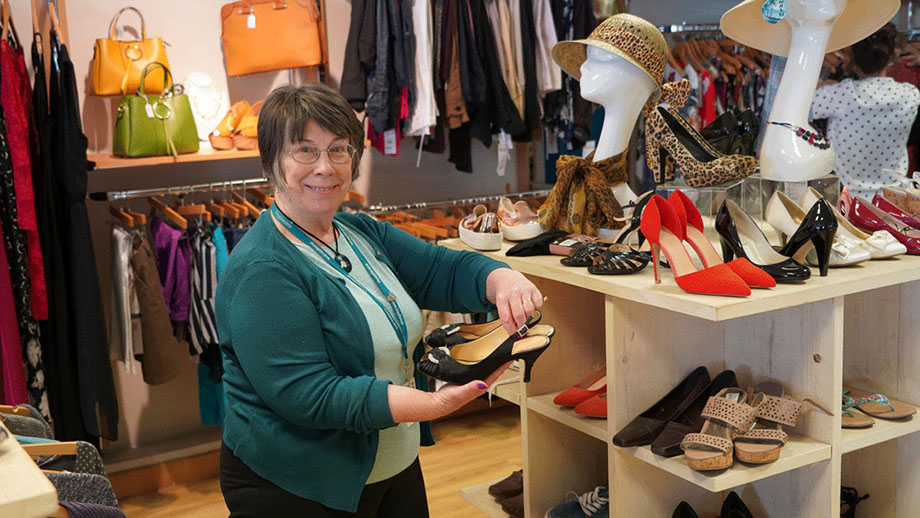 Top tips for shopping at charity shops
