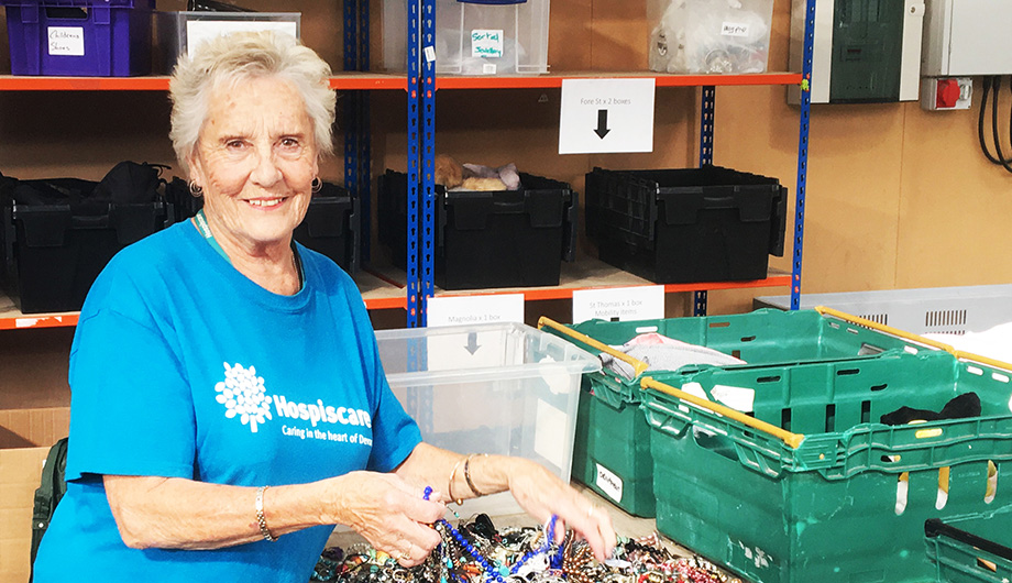 Di's story – 27 years of volunteering