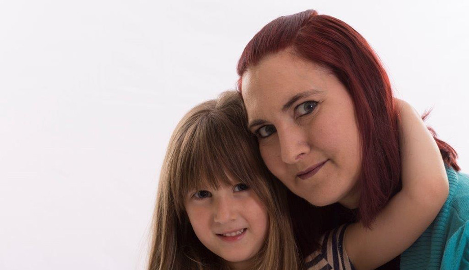 Kirsty's story - Hospiscare, my daughter and me