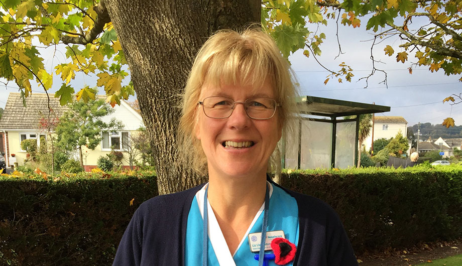 Meet Liz, Hospiscare@Home nurse