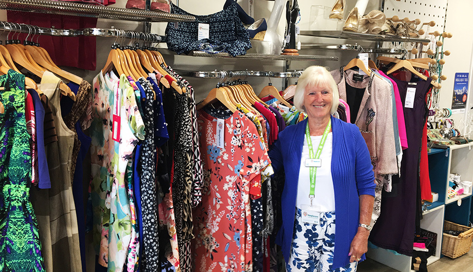 Lori's story – I wanted to put my skills to good use after I retired