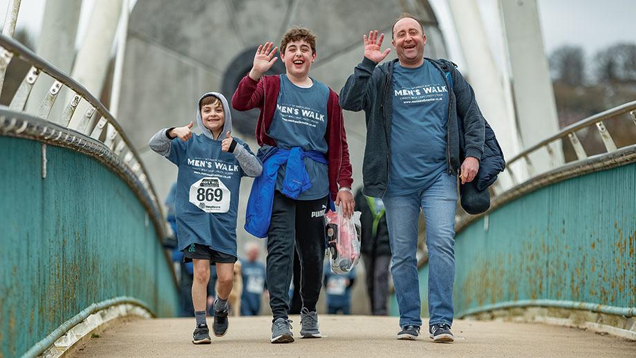 Hospiscare Heroes – Men's Walk 2020