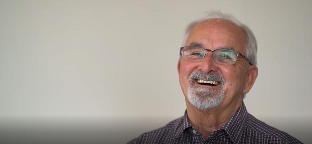 Hospiscare Care Navigator Peter Hill