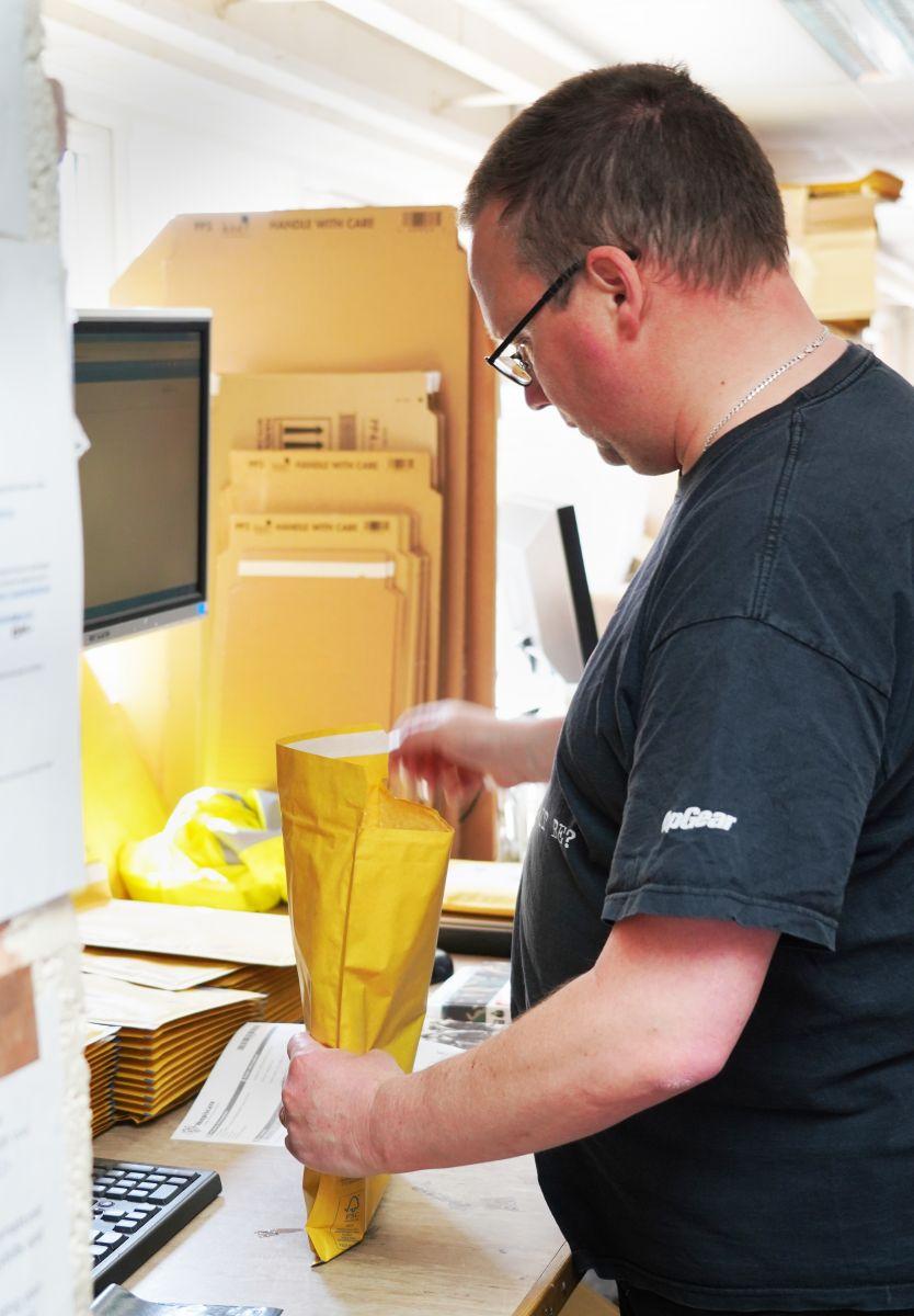 Twelve unusual volunteer roles at the Hospiscare Warehouse