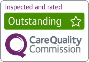 We're proud that our care is rated as 'five star' by patients and families across Devon and as 'outstanding' by the Care Quality Commission.