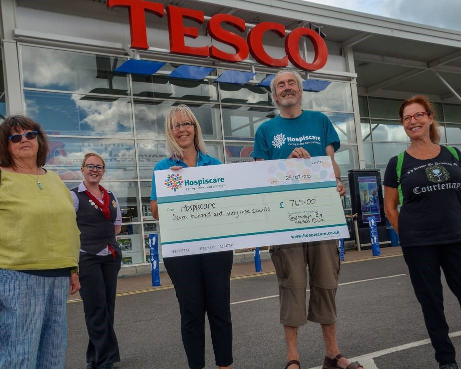 Hospiscare Heroes – From 80 mile walks to virtual quizzes