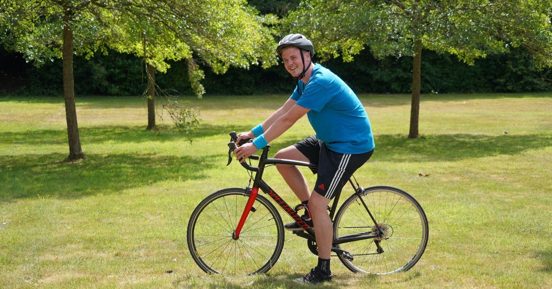 Gearing up for Tour de Devon