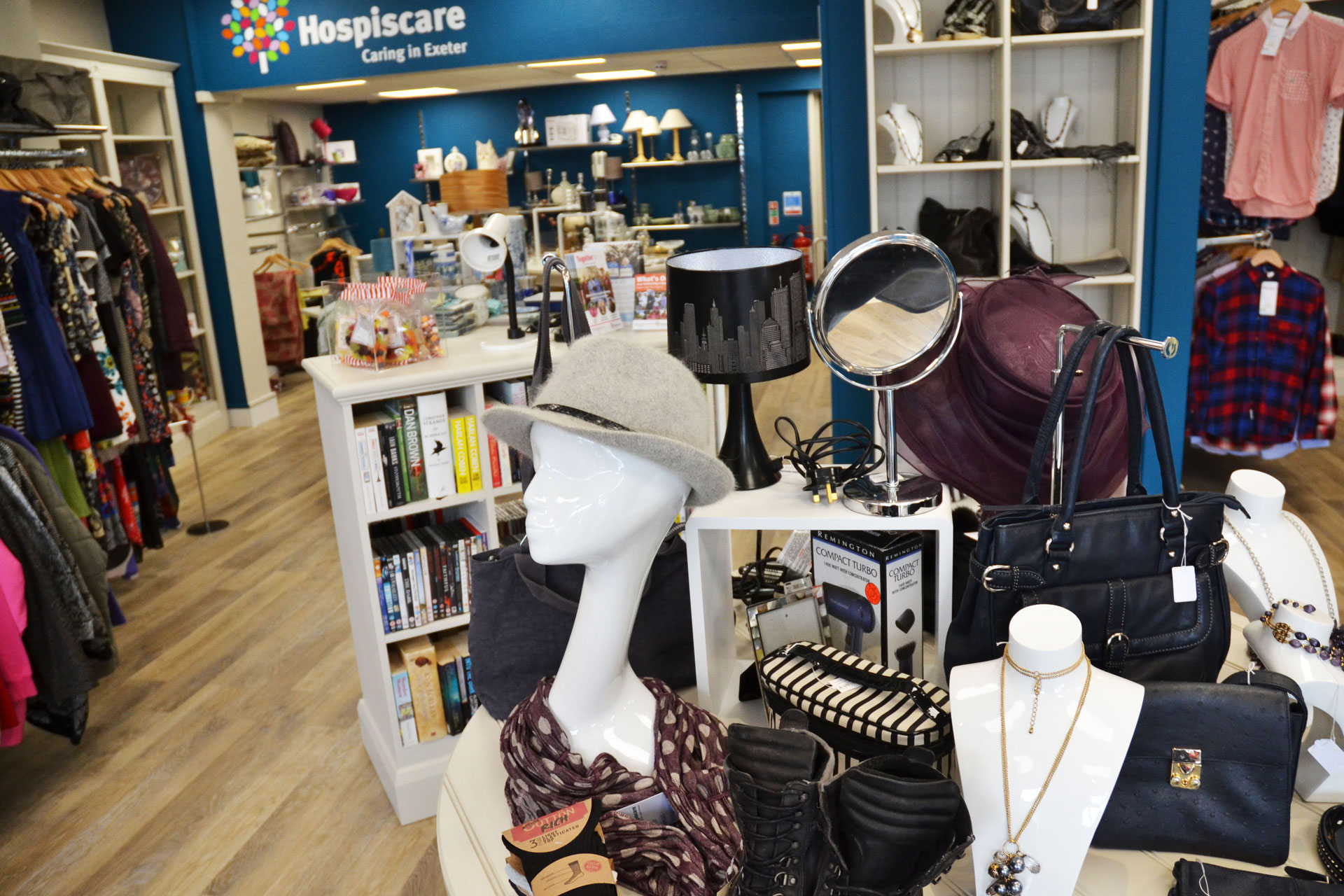 Re-opening our Hospiscare shops: How we are doing this safely