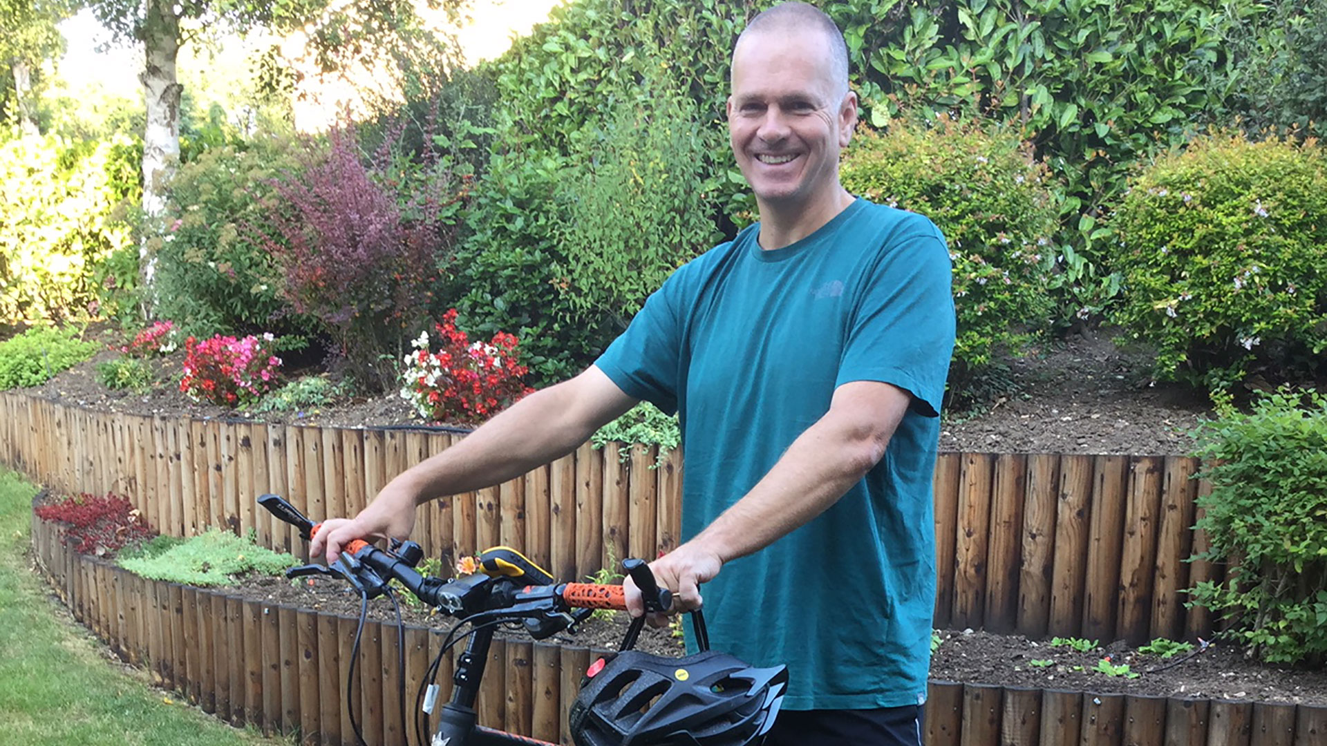Exeter man raises £1,000 cycling Tour de Devon