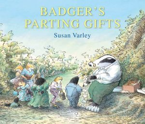 Cover of Badger's Parting Gifts