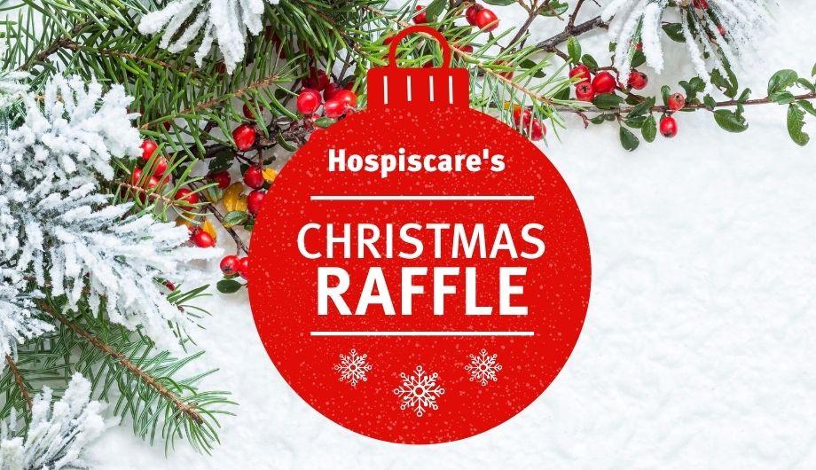 Hospiscare Christmas Raffle