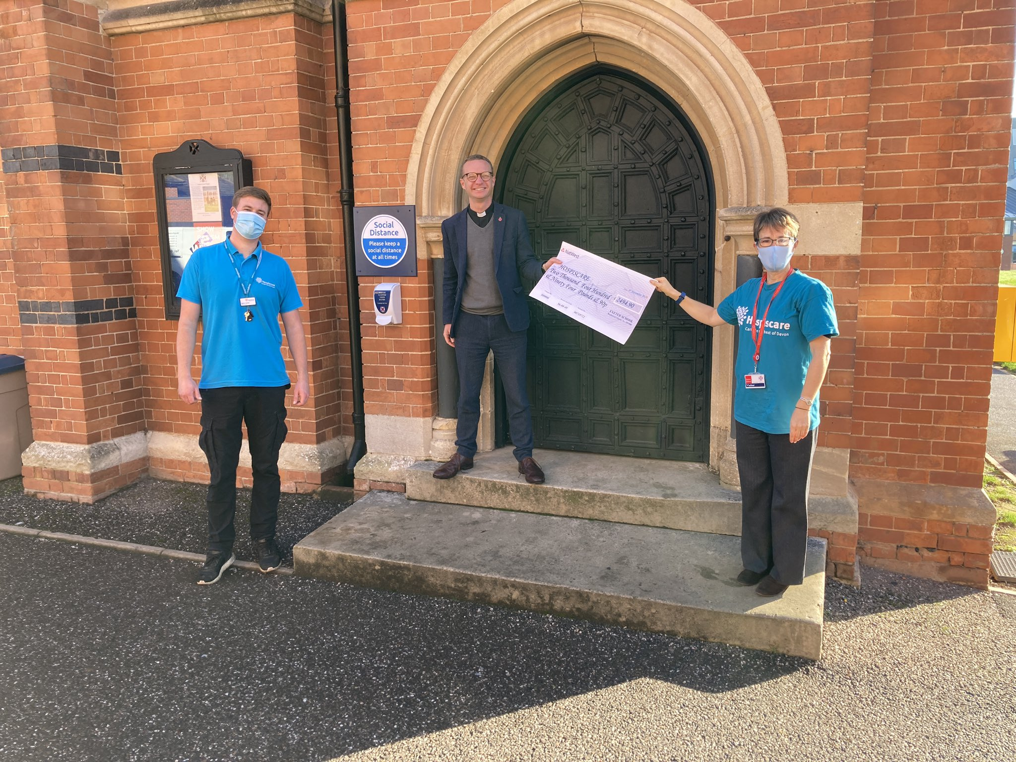Hospiscare Heroes – From chaplain's charities to Open Gardens