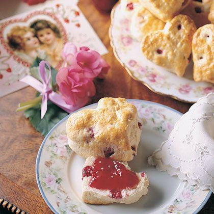 Valentine's Day Cream Tea