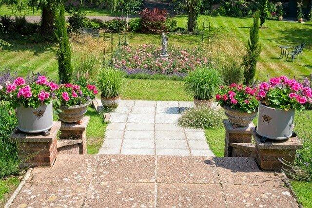 Hillside – Open Garden
