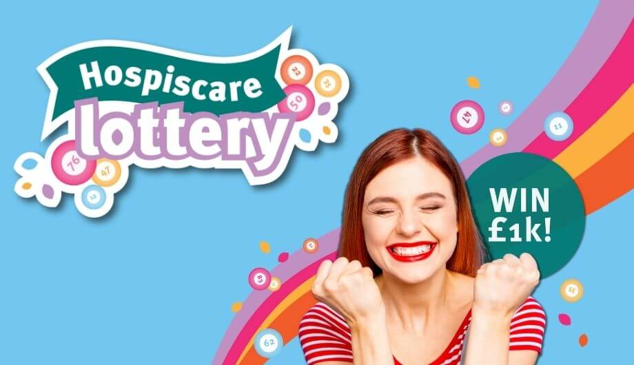 Play the Hospiscare Lottery!