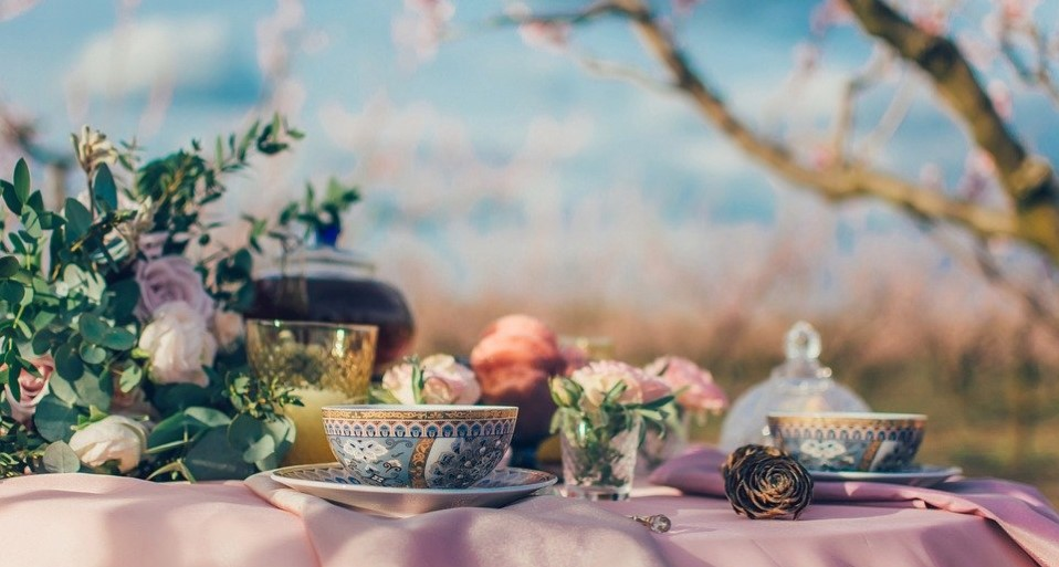 Mother's Day Sparkling Afternoon Tea