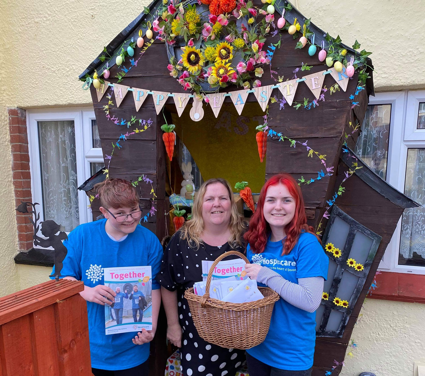 Hospiscare Heroes – From baking fundraisers to beer donations