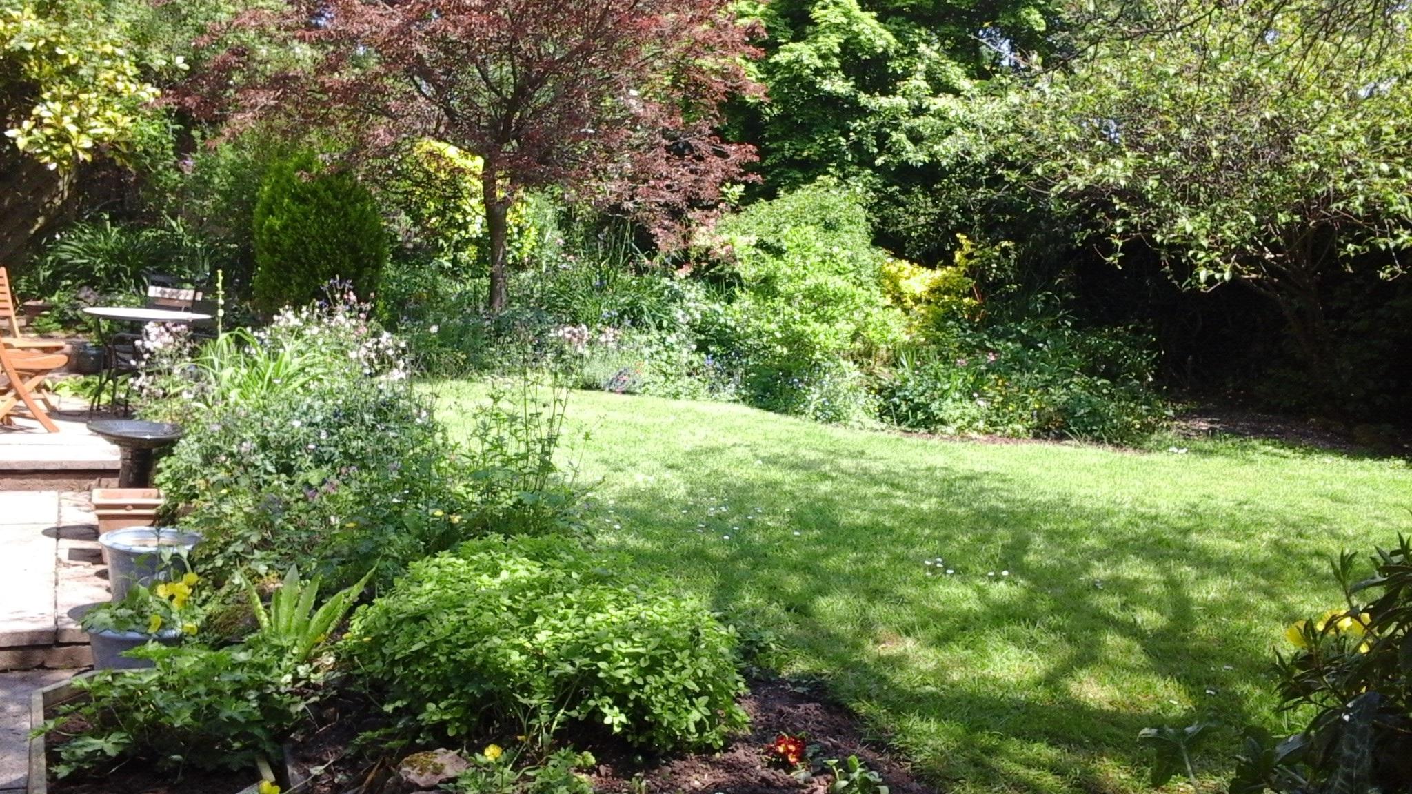 West Barton Open Garden