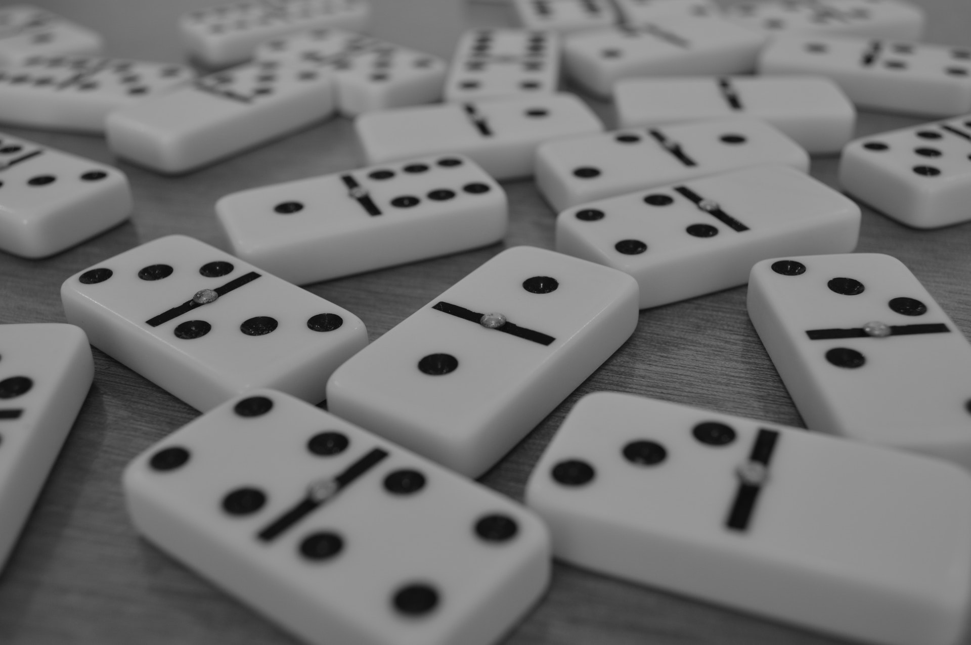 The domino effect of losing a loved one