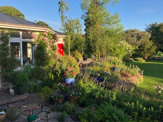 Orchard House – Open Garden