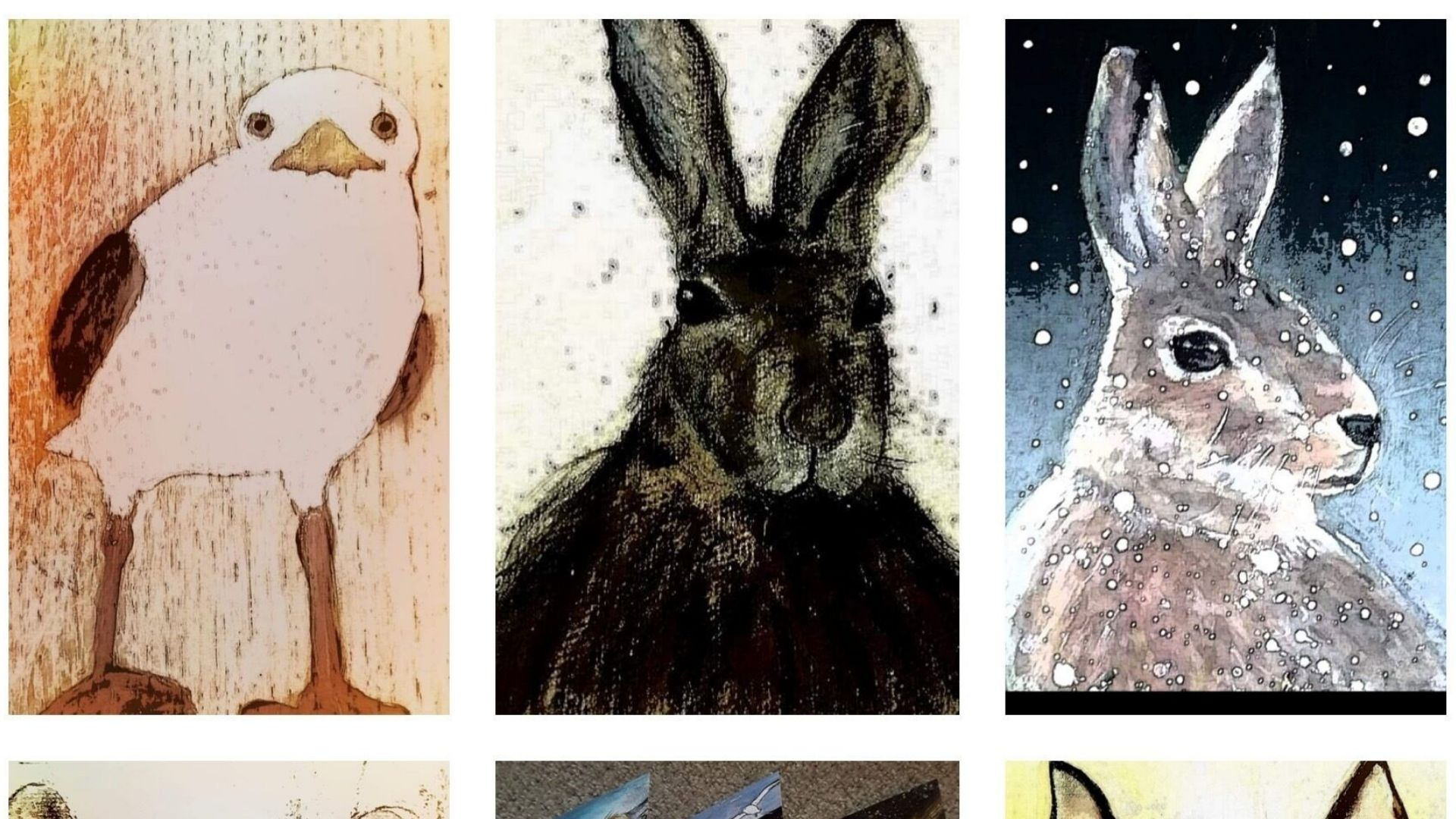 East Devon artist pledges £1 to Hospiscare for every greeting card sold