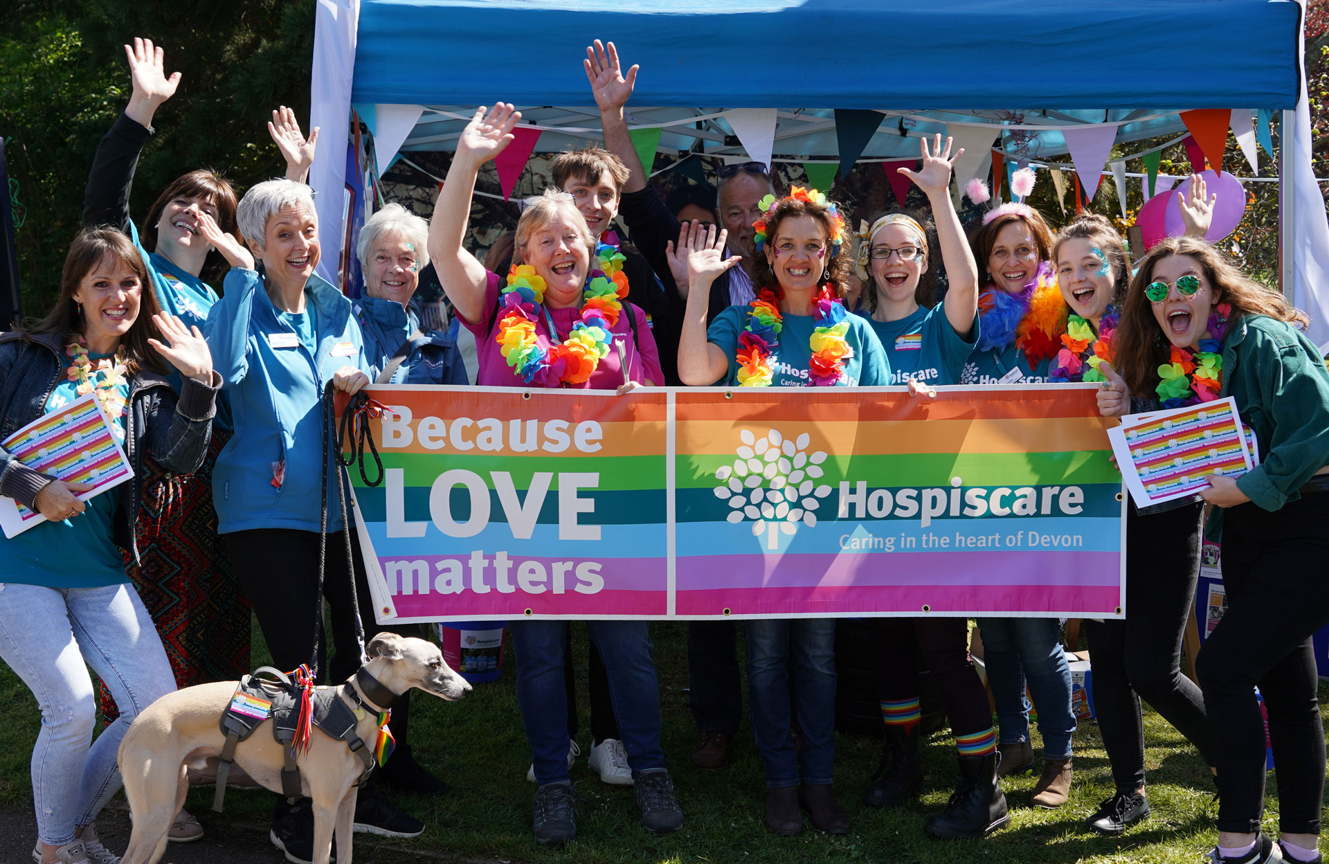 Hospiscare featured in national report for equality in end-of-life care