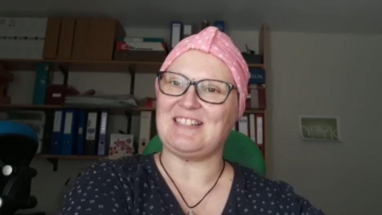Lizzie's story – Let's talk about death