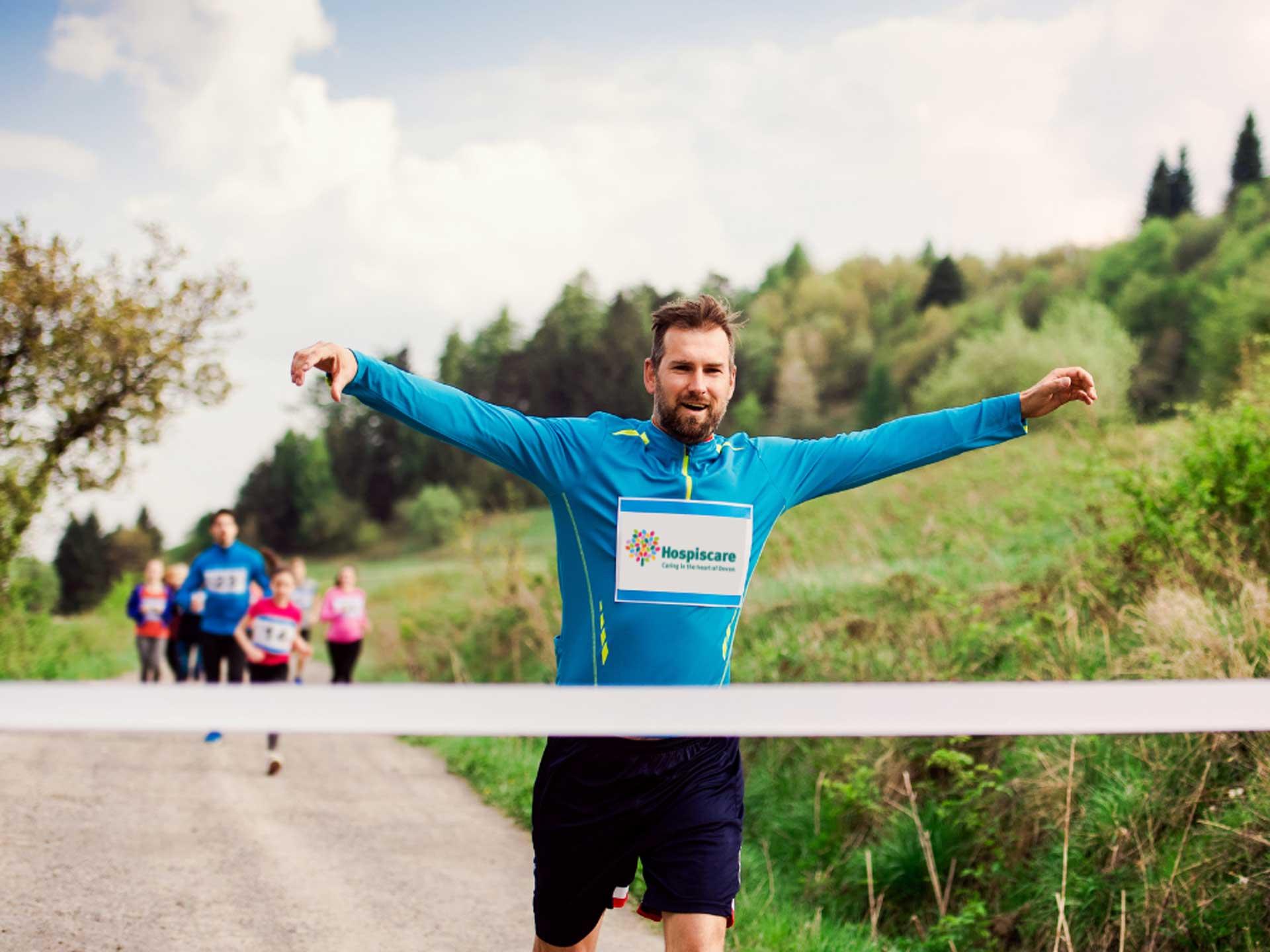 Walk, jog or run to support Hospiscare