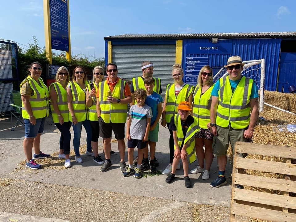 Hospiscare Heroes – From human football tables to Open Gardens