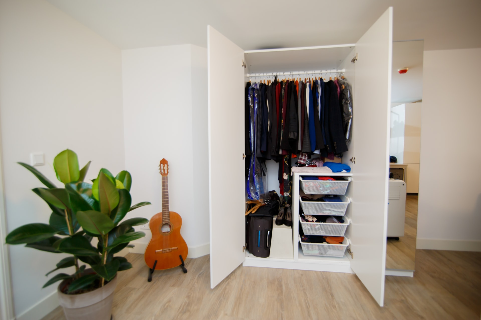Are there treasures hiding in your closet?
