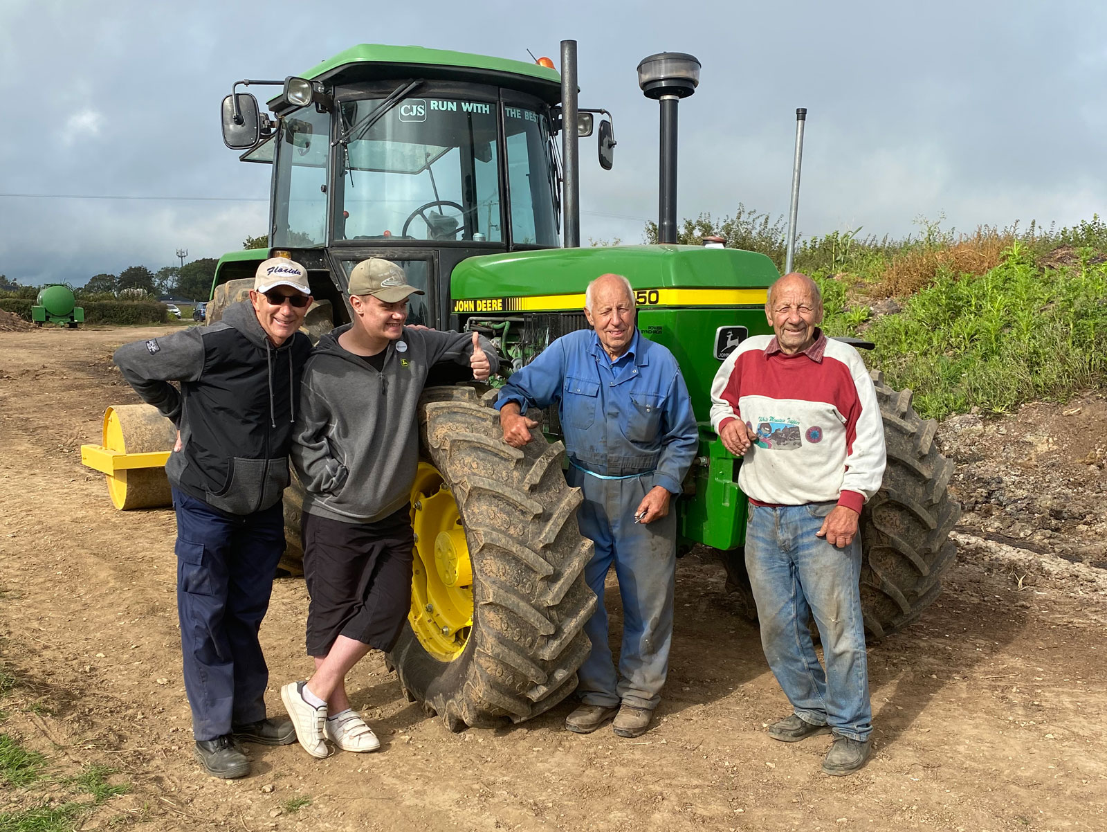 Hospiscare Heroes – From ploughing matches to coffee mornings